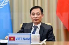 Protéger les intérêts nationaux - contribuer au maintien de la paix et de la sécurité internationale