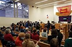 """""""Nous continuerons d'entourer Trân Tô Nga de notre solidarité"""""""