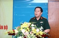 Renforcement de la direction du Parti dans la mise en œuvre des tâches de défense nationale
