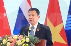 Le Vietnam participe à une visioconférence du Bureau de l'Assemblée parlementaire de la Francophonie