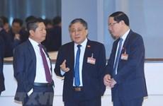 Le 13e Congrès national du Pari continue de travailler sur les questions de personnel