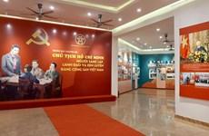 Expositions sur le PCV et le Président Hô Chi Minh