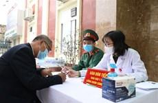 COVID-19 : Injection des premières doses du vaccin Nano Covax pour la 2e phase des essais
