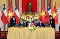 50 ans des relations Vietnam-Chili: le partenariat intégral se développe de plus en plus