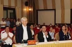 Législatives 2021: confiance élevée envers le secrétaire général et président Nguyen Phu Trong