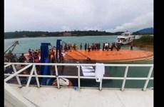 Laos : L'ancien président Choummaly sauvé après le chavirage de son yacht