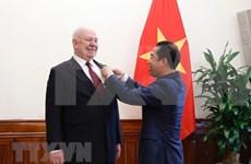 L'ancien ambassadeur russe apprécie les perspectives du partenariat Vietnam-Russie