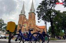 Ho Chi Minh-Ville expérimente les vélos en libre-service