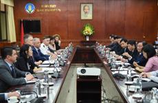 Intensification de la coopération Vietnam - États-Unis pour  une agriculture responsable