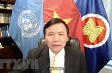ONU: le Vietnam exprime son inquiétude face à l'escalade de la violence au Yémen et en Éthiopie