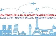 COVID-19: Digital Travel Pass - un passeport sanitaire numérique de l'IATA