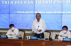 COVID-19 : Ho Chi Minh-Ville est prête à assister les localités du Sud-Ouest