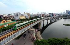 Hanoï : la ligne ferroviaire Cat Linh-Ha Dong sera officiellement exploitée à partir du 1er mai