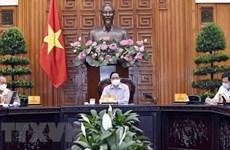 Le Premier ministre demande d'élaborer des scénarios pour les élections en période de COVID-19
