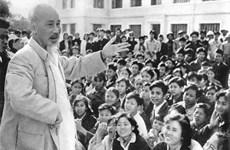 L'ère Ho Chi Minh - époque la plus brillante de l'histoire de la nation vietnamienne