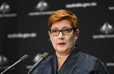 Mer Orientale : l'Australie appelle au respect du droit international