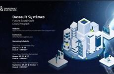 """Programme """"Des villes du futur durable"""" de Dassault Systèmes"""