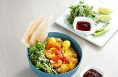 Présentation de la gastronomie de Da Nang avec une leader d'opinion clé