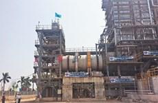 La plus grande usine de valorisation énergétique des déchets du Vietnam est presque achevée