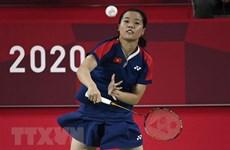 JO de Tokyo 2020 : la badiste Nguyen Thuy Linh s'arrête là malgré deux victoires