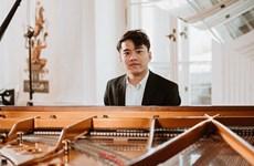 Nguyên Viêt Trung, finaliste du Concours international de piano Frédéric Chopin