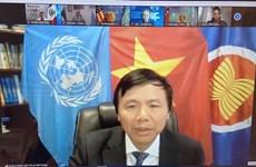 Le Vietnam soutient l'intégration de la perspective de genre dans la lutte contre le terrorisme
