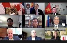 Le Vietnam propose l'élargissement des domaines de coopération Canada-ASEAN