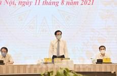 Le gouvernement s'efforce à contrôler le COVID-19 et à maintenir une croissance durable