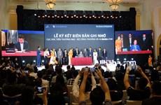 Vietrade et Alibaba lancent une conférence sur le commerce électronique interentreprises