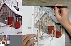 L'enseignement de l'art en ligne dans le contexte de COVID-19