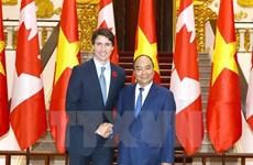 Le gouvernement canadien continuera de donner la priorité aux relations avec le Vietnam  