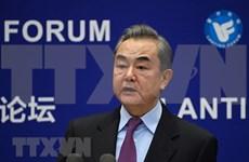 La Chine appelle à promouvoir de nouveaux domaines de coopération avec l'ASEAN