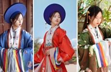Une conférence en ligne met l'accent sur la préservation des costumes traditionnels