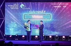 Remise des prix du concours Viet Solutions 2021