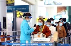 Aviation civile : les passagers doivent toujours remplir une déclaration de déplacement