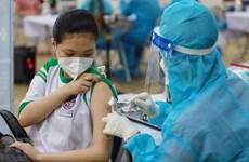 COVID-19 : Ho Chi Minh-Ville commence la vaccination pour les élèves