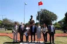La capitale argentine rend hommage au Président Ho Chi Minh