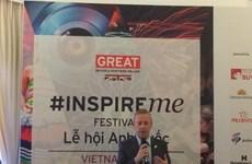 Diverses activités au Festival britannique - Inspire Me Festival 2018