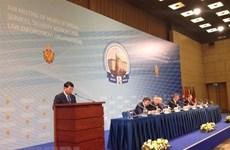 Le Vietnam à la conférence des dirigeants des agences spéciales en Russie