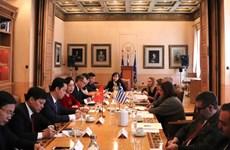 Hanoi souhaite élargir sa coopération avec l'Egypte, la Grèce et les Emirats Arabes Unis