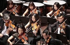 Concert de Noël à Ho Chi Minh-Ville