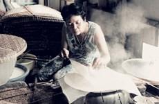 La galette de riz exposée à la rosée de Trang Bàng