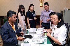 Textile: de belles perspectives de coopération Vietnam-Inde