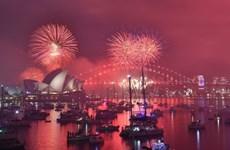 Du Pacifique aux Amériques, le monde plonge dans 2019