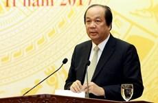 Evaluation de la préparation du Vietnam au gouvernement numérique