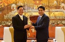 Hanoi respecte et facilite les opérations des religions  