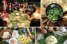 Le Banh chung, plat emblématique du Têt