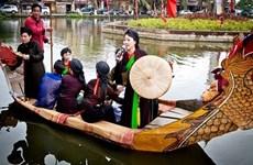 """Festival du """" quan ho """" du 13 au 28 février à Bac Ninh"""
