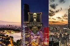League of Legends: Le Vietnam accueille son premier tournoi majeur international d'e-sport