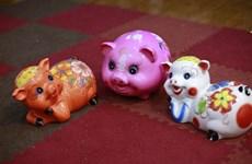 Un cochon tête de l'art
